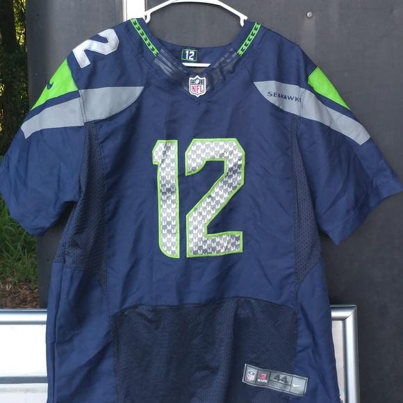 new style 7e710 7a79f Seahawks #12 Fan jersey